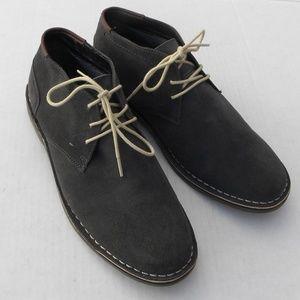 Kenneth Cole Reaction Desert Sun 12 W Gray Boots